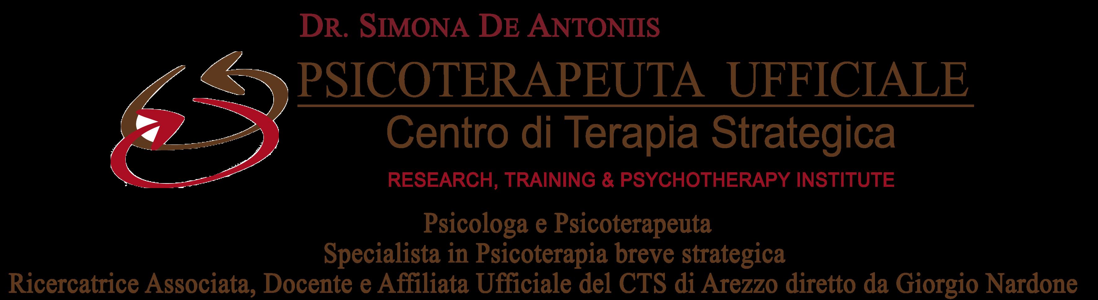 Psicologa e Psicoterapeuta Specialista in Psicoterapia Breve Strategica